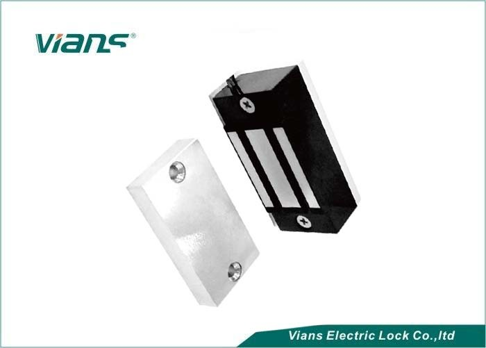 DC 12V Single Door Electric Magnetic Lock Surface Mounted For Cabinet Drawer